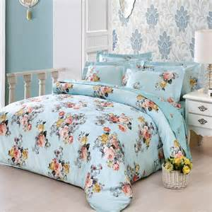 Bedroom Linen Set Vintage Floral Bedding Sets Bed Amp Bath