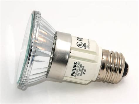 Lu Led Philips 20 Watt philips 20 watt 120 volt par20 halogen flood 20par20e