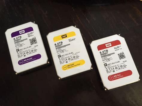 Hardisk Hari Ini wd hadirkan tiga varian disk dengan kapasitas 8 tb jagat review