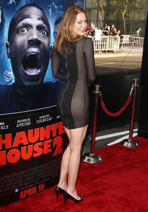 a haunted house 2 maitland ward at a haunted house 2 premiere in los angeles hawtcelebs