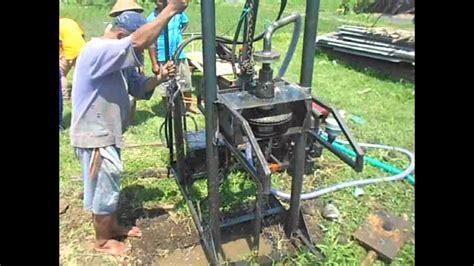Mesin Bor Sumur Otomatis mesin penggalian sumur otomatis bor penggali sumur