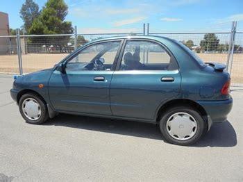mazda 121 hatchback unreserved 1992 mazda 121 db hatchback manual 236 597kms