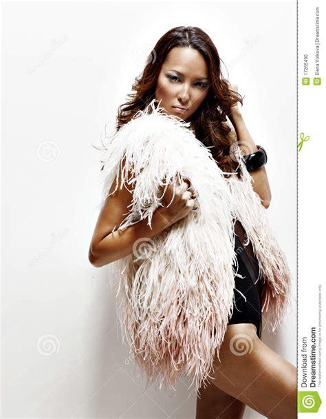 aggressive woman stock photo image  beautiful couture