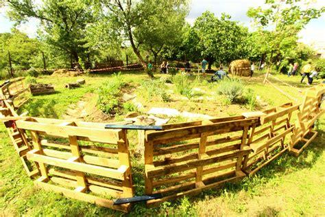 giardino sinergico orto comunitario lsa100celle