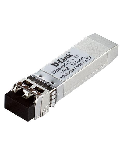 Sfp Tranceiver 10 Gigabit Multi Mode Berkualitas dem 435xt 10gbase lrm sfp transceiver multimode 1310nm om1 om2 om3 200m with ddm d