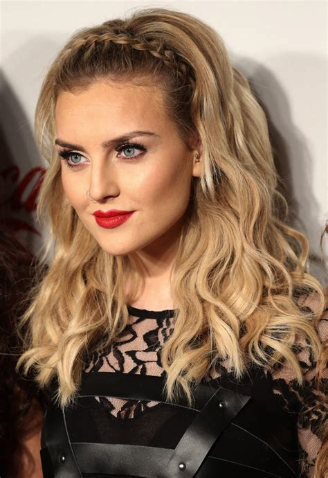 little mix perrie edwards inside little mix s perrie edwards make up bag her must