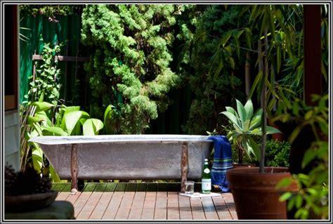 wann garten bepflanzen badewanne im garten bepflanzen badewanne house und