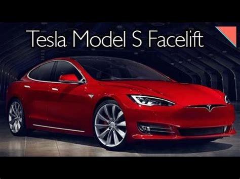 tesla model s styling changes green car segment shrinking
