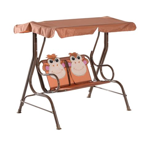 kids swing bench buy cheap kids garden furniture compare furniture prices
