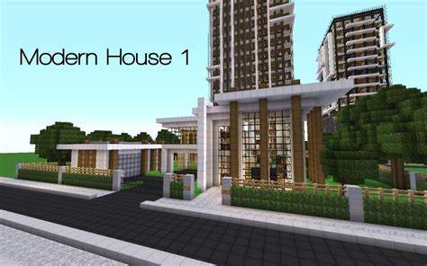 modern house series 3 minecraft project modern house series 1 minecraft project