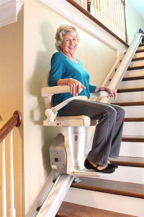 Stair Chair Lifts For Seniors by Assistive Technology