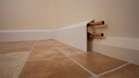 Boxing in Water and Central Heating Pipes   How to hide