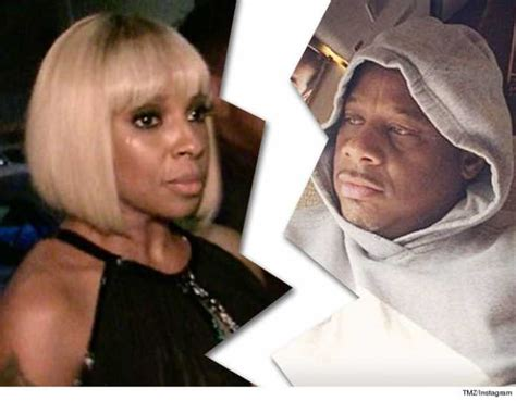 Mary J Blige Spouse | mary j blige officially files for divorce from husband