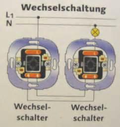 eine le 2 schalter frage elektroinstallation neue lichtschalter