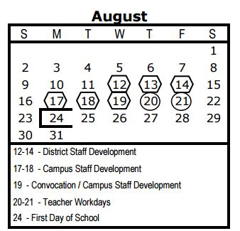 Carroll Isd Calendar Henry Carroll Academy School District