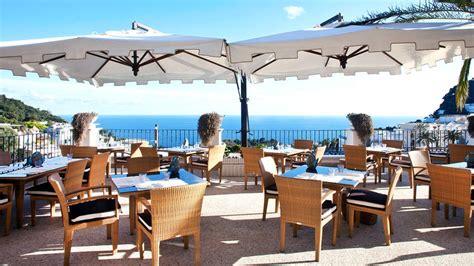 ristorante la terrazza napoli terrazza tiberio ristorante menu e piatti