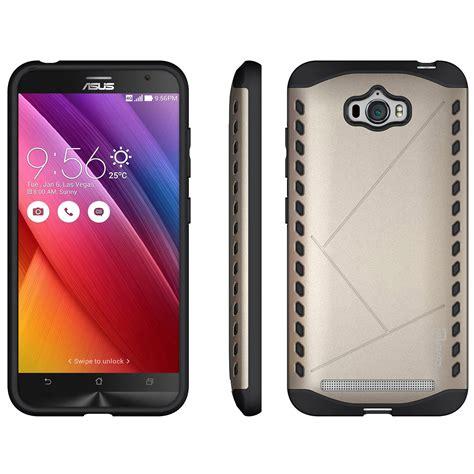 Hardcase Spigen Slim Armor Zenfone 3 Deluxe 5 7 Inc Zs570kl for asus zenfone max modern hybrid slim phone cover ebay