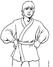 luke skywalker coloring page wars coloring page luke skywalker all network
