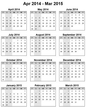 7 Best Images Of Printable Calendars For Work Birthdays Free Birthday Calendar Templates 2015 Microsoft Word Calendar Template 2015