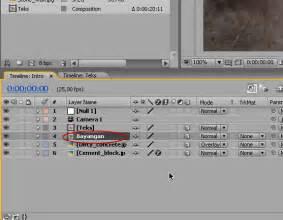 membuat film pendek dengan after effect membuat intro film dengan after effect