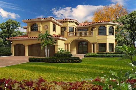 mediterranean house plans with photos 2018 luxury home with 6 bdrms 6170 sq ft floor plan 107 1058