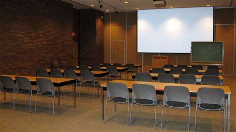 class room style meeting room photos lincoln library