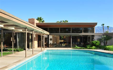 frank sinatra home palm springs california the invisible agent