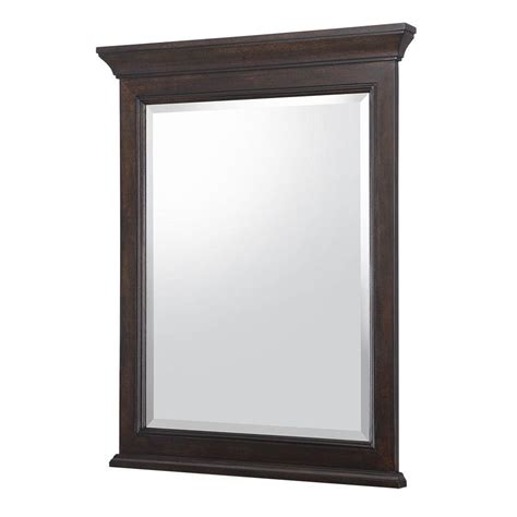 home decorators collection mirrors home decorators collection moorpark 24 in w x 30 5 in h