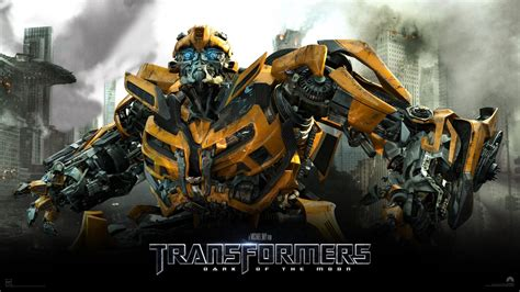 Transformers Bumble Bee Bumblebee Transformers bumblebee transformers of the moon wallpapers hd wallpapers id 9775
