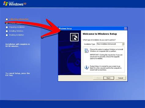 format cd windows xp free download 3 ways to reinstall windows xp wikihow