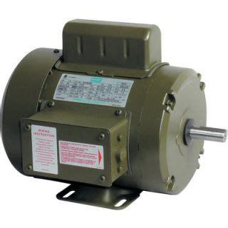 electric motor wiring diagram general on leeson get free