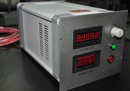 high voltage power supply for electrospinning high voltage supply for electrospinning tong li tech co ltd