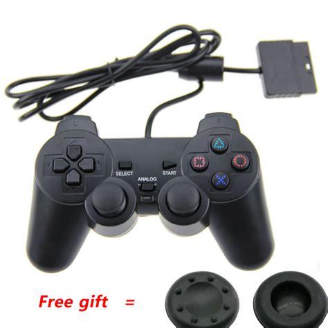 Joystick Usb Sony original usb wired dual vibration console gamepad for sony