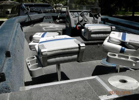 aluminum bass boat prop 17 ft starcraft aluminum bass walleye boat 75hp