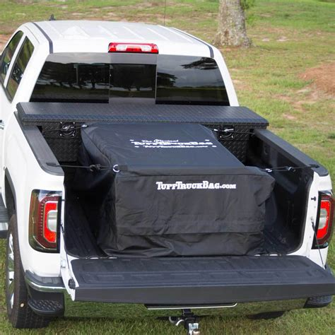 truck bed bag black truck bag works great with black truck boxes