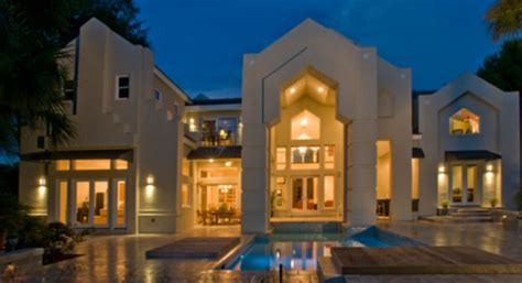 contemporary luxury home design modern exterior orlando  dream home design usa