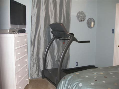 treadmill in bedroom behind the scenes frog design on the nautilus mobia pro id