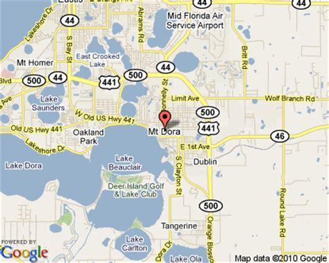 Comfort Inn West Mount Dora Florida