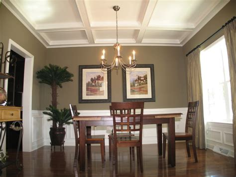 Charming Window Treatments For Dining Room #4: Traditional-dining-room.jpg