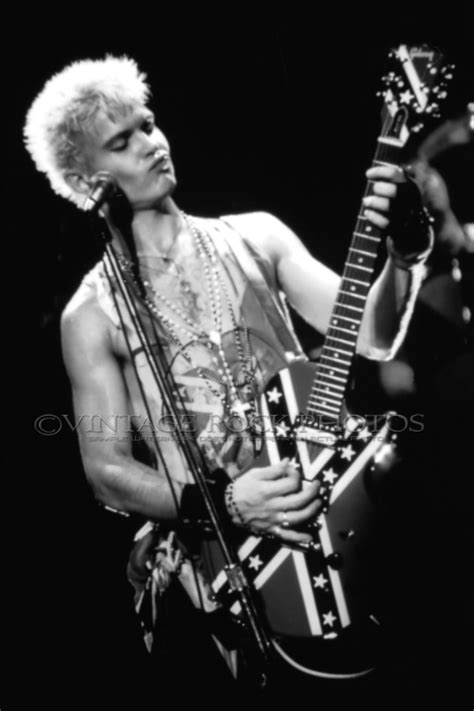 billy idol photo 8x12 or 10 quot vintage 80 s concert 9 ebay