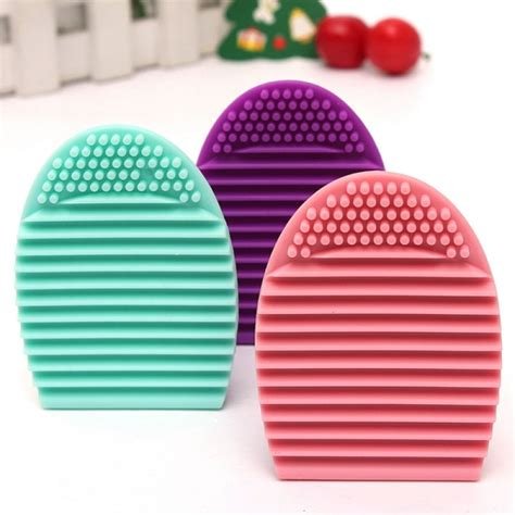 Cosmetic New Brushes Clean Gloves buy silicone makeup cosmetic brush foundation cleaning