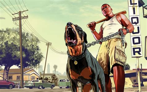 Grand Theft Auto 5 by A Mix Of Gta Grand Theft Auto Wallpapers C Town Gaming