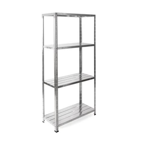 Garage Shelves Bunnings by Handy Storage 1370 X 710 X 305mm 4 Tier Shelving Unit
