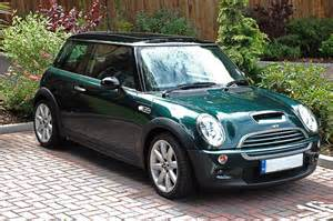 Light Green Mini Cooper Racing Green Mini Cooper S Small1