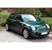 British Racing Green Mini Cooper S Small1
