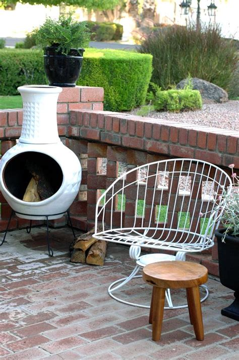 brick chiminea 46 best images about chiminea s baby on
