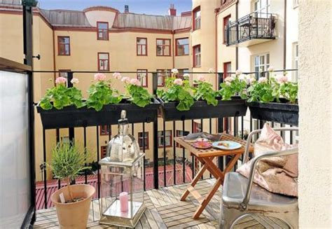 decoracion de balcones y terrazas peque 241 as 99 ideas foros trucos para nuestro jard 237 n de un sue 241 o