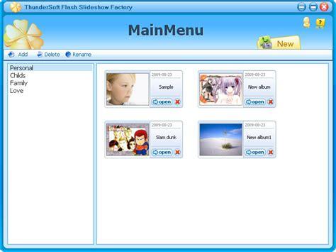 descargar imagenes web flash flash slideshow factory descargar gratis