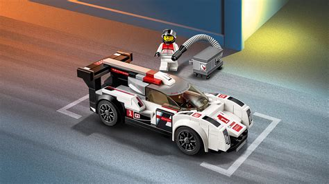 Lego Speed Chions 75872 Audi R18 E Quatro audi r18 e quattro 75872 produkty mistrzowie