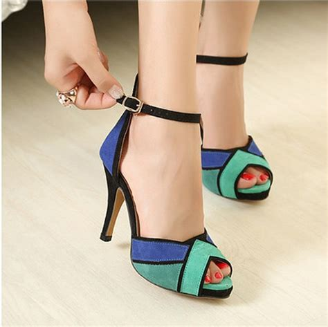 high heels low price low price new fashion womens shoes peep toe pumps